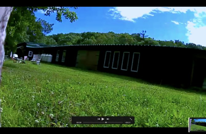 Eco Surveillance Golem Footage – Rural Projects